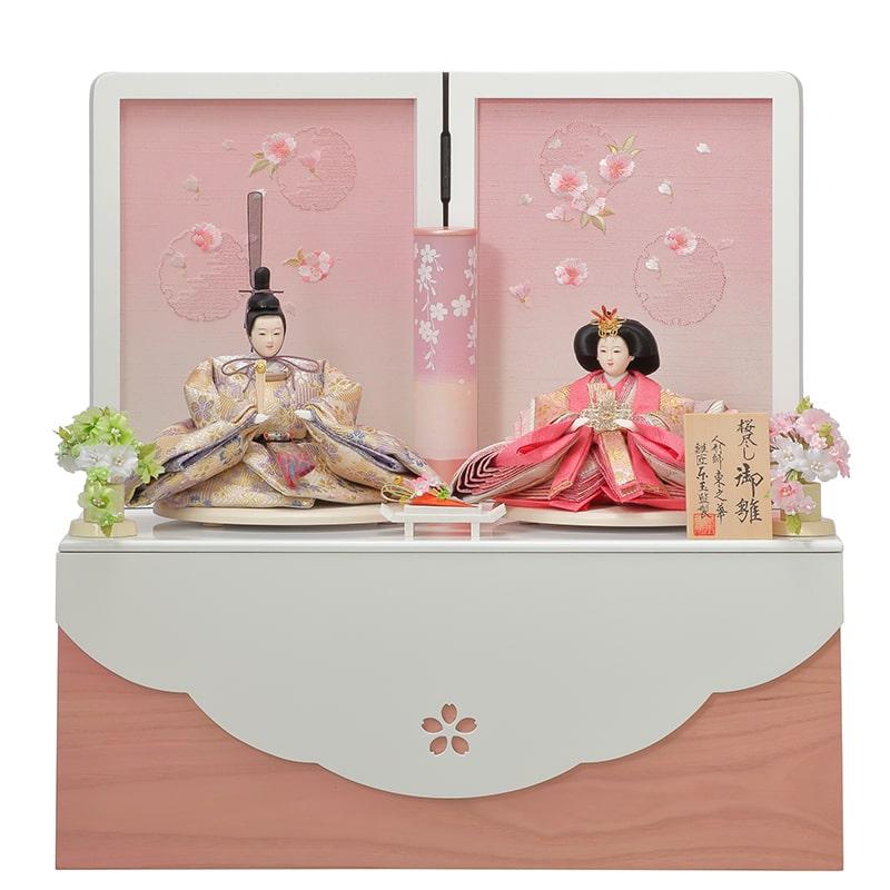 東之華 収納飾り「桜の彩」