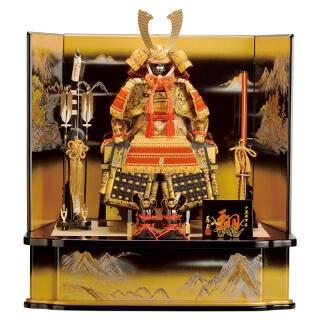 鎧飾り「12号 神将II」