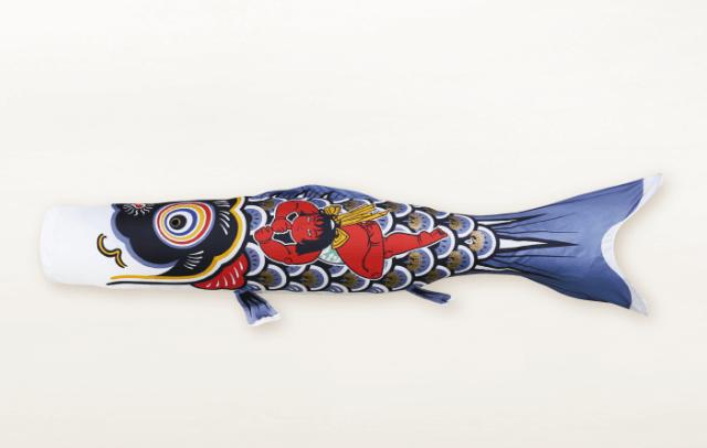金太郎ゴールド鯉