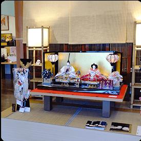 藤沢店五月人形店内イメージ