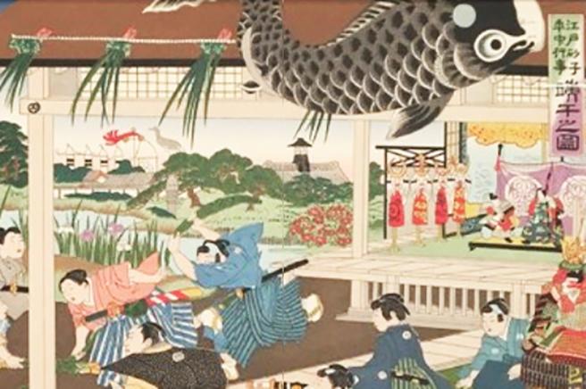 鯉のぼりの由来や意味は? 端午の節句とともに武家と庶民文化に生まれた日本独自の文化