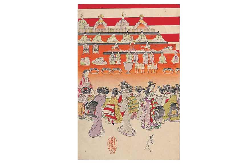 桃の節句「ひな祭り」は女の子の節句!お祝いのしかたや楽しみ方!