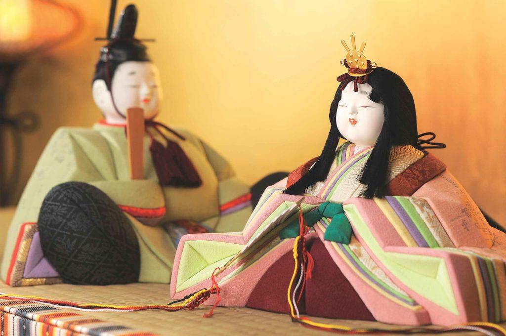 木目込み雛人形の美しさは受け継ぐべき日本の伝統