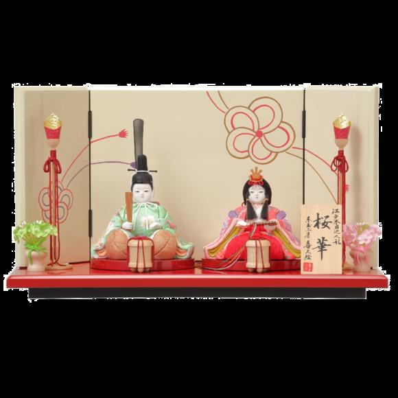 喜久絵の木目込人形 桜華No.5 愛夢