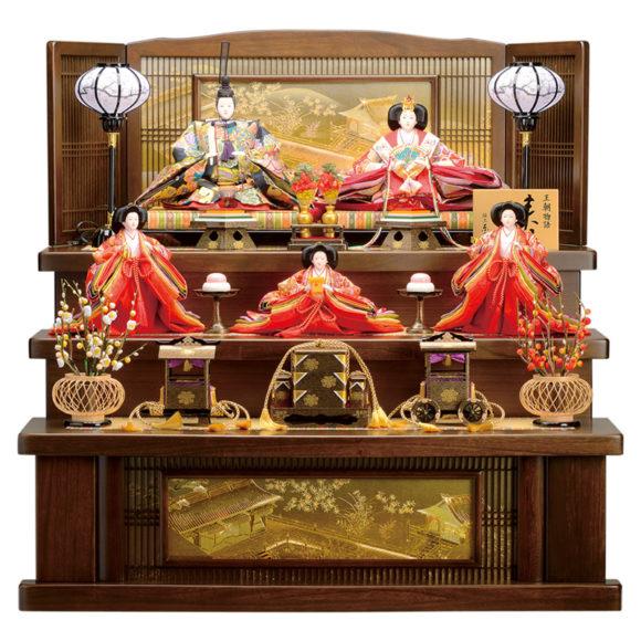 雛人形の相場:段飾り