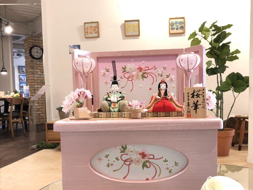 雛人形を飾る 〜立春と雨水のお話。〜
