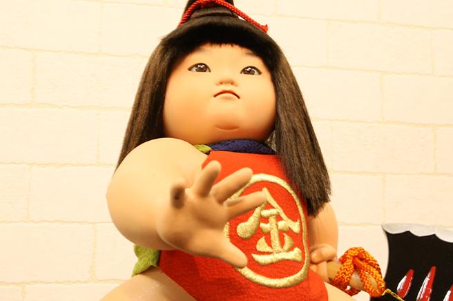 五月人形の武者人形の定番「金太郎」の魅力