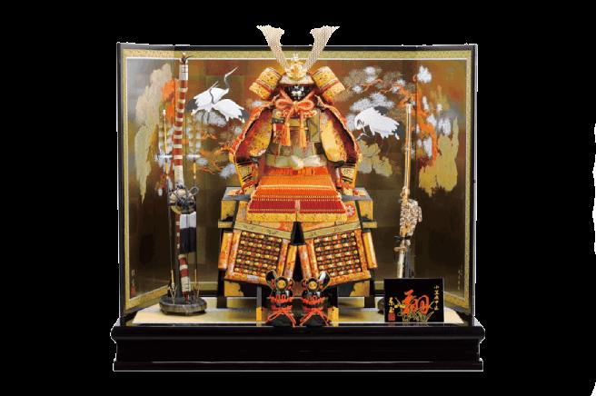 五月人形の飾り方は鎧兜の大きさとタイプ、飾る場所によって決まります
