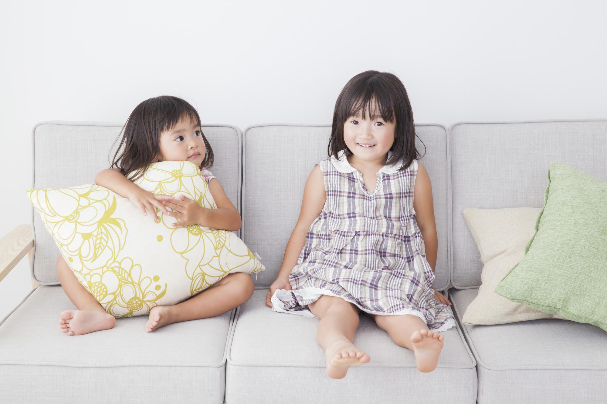 姉妹の羽子板飾りは同じサイズをおすすめします