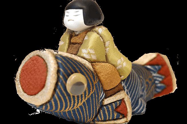 木目込み人形材料キット(薫風)