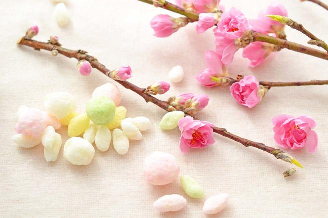 ひな祭りの伝統のお菓子と人気のお菓子!
