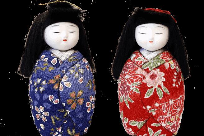 木目込み人形キット(おすまし)