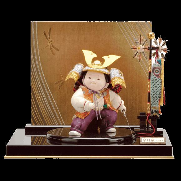 5月人形の画像