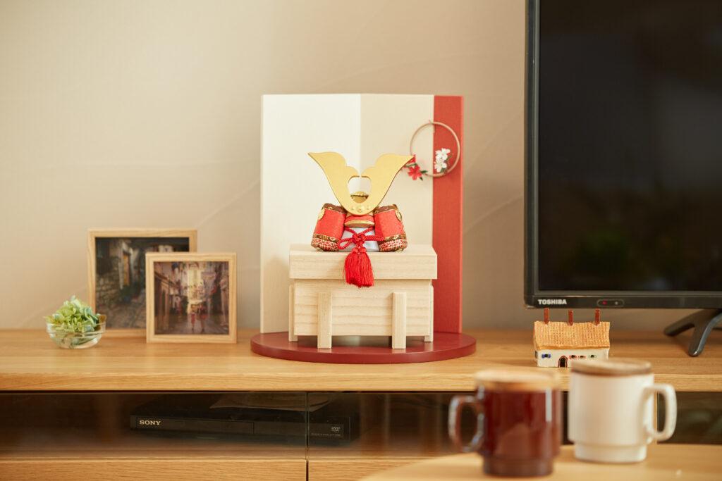 木製五月人形はコンパクトタイプが人気!でも成長すると不満も?