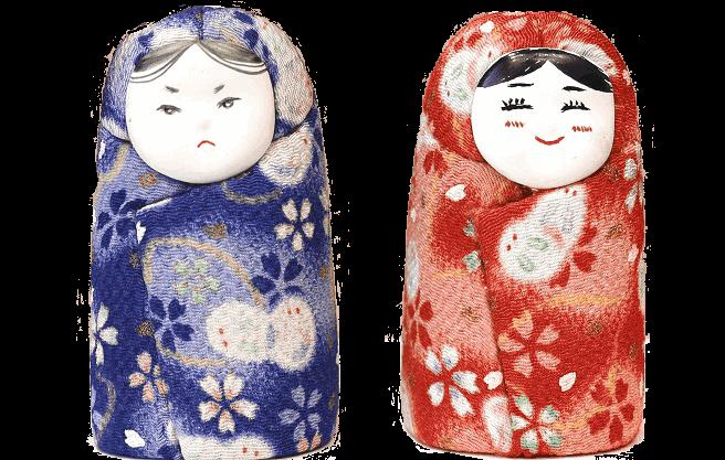 木目込み人形キット(雪ん子)